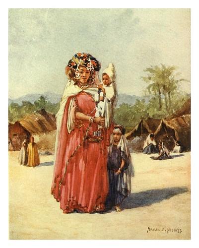 013- Una mujer de Biskra-Algeria and Tunis (1906)-Frances E. Nesbitt