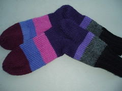 021 Wool-Aid socks