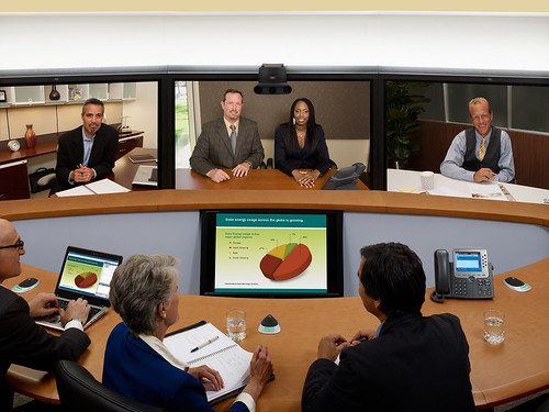 Cisco TelePresence System 3010