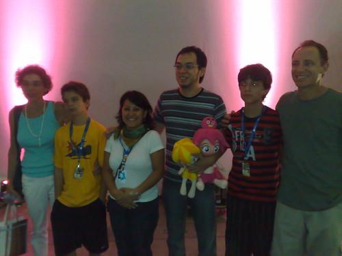 painel Grande Rede, Pequenos Produtores: @renataloprete @joaquimloprete @samegui @fabioyabu @joaomontanaro (e o pai)