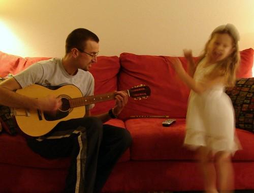 singing + dancing
