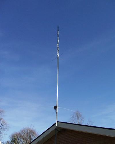 Multiband Vertical Antenna