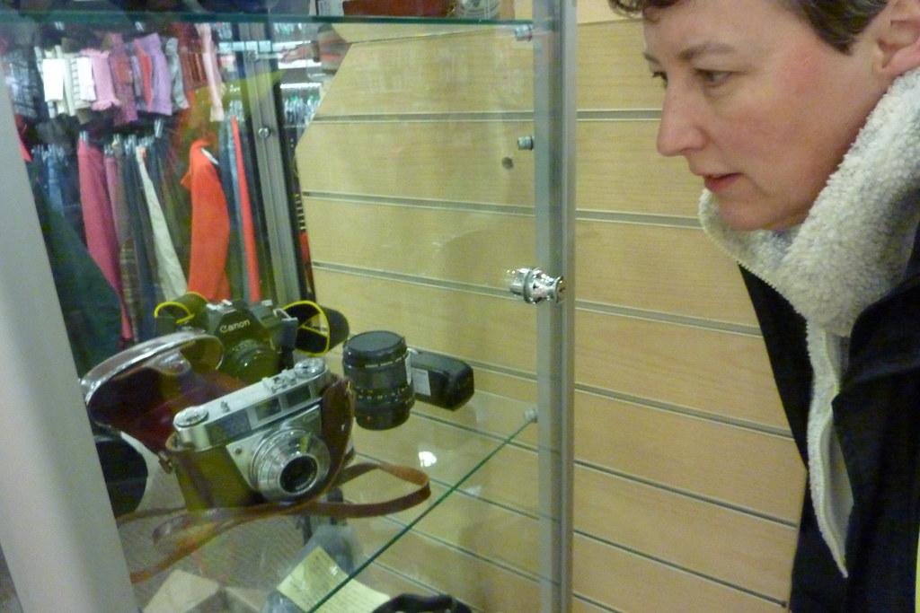 028 of 365 Oxfam camera sale
