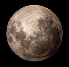 Full Moon on the 31st Jan (Mark Solly (F-StopNinja)) Tags: moon full nikond90 tamron18270mm