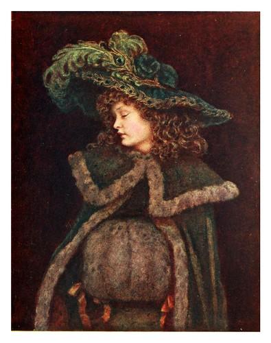 022-La joven pavo real-Kate Greenaway 1905- Marion Spielmann y George Layard