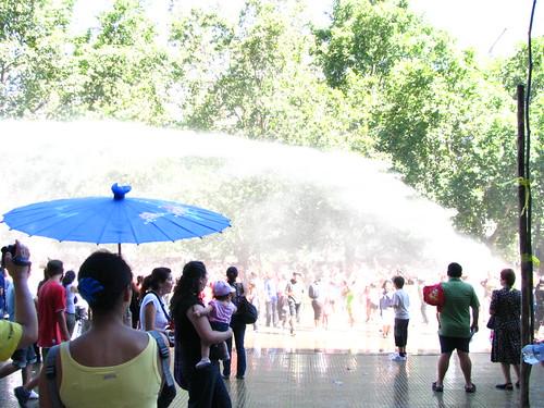 ISantiago es una fiesta y se llenó de enanitos