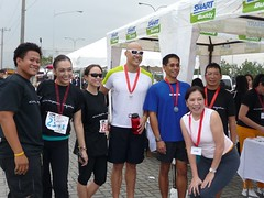 Assumption Run: with other awardees