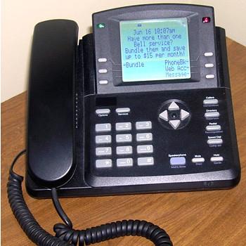 CYBIOLINK™ DELUXE HOME/OFFICE SCREENPHONE/SPEAKERPHONE