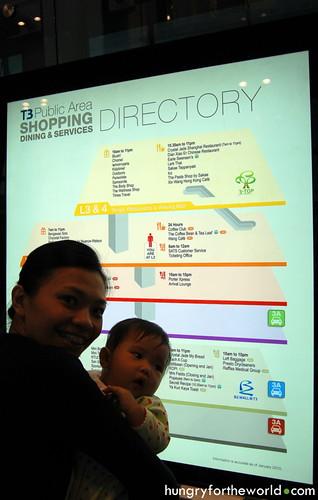 terminal 3 directory