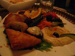 The Mixed Platter