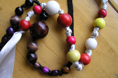 chunky bead necklaces