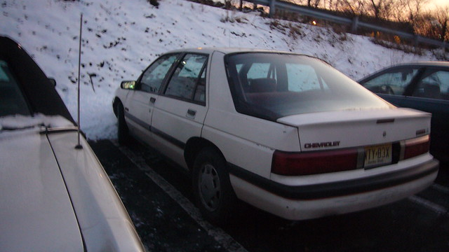 chevrolet corsica 1989 hatchback chevroletcorsica