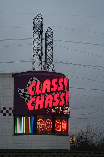 brah blog: classy chassy