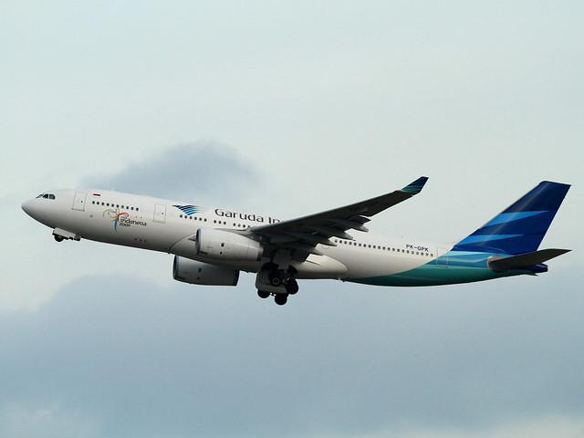 Garuda Indonesia A330-200(PK-GPK)