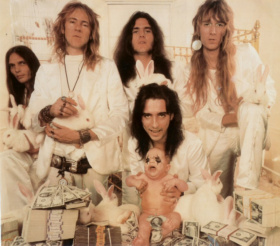 Alice Cooper (Band) Billion Dollar Babies