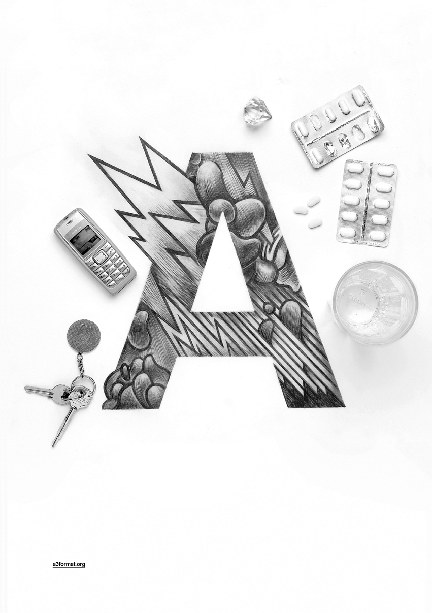 """A3"" By: Metaklinika - Belgrade"