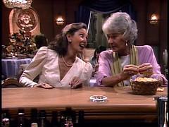 Stan's fiancee talks to Dorothy Zbornak