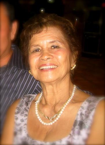 Nanay Ising at her 80th Birthday