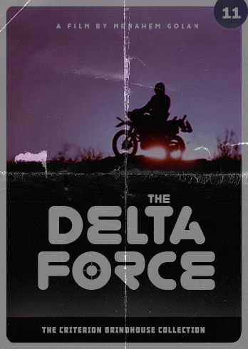 Criterion Grindhouse #11: The Delta Force