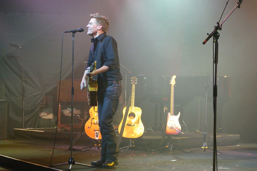 Bryan Adams at Molson Canadian Hockey House