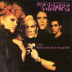 The_cramps_Songs_the_lord_taught_us-1980