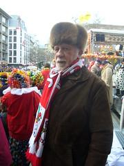 karneval 2010 074 (angelikarosenmontag) Tags: dom kln 2010 rosenmontag rosenmontagszug montag tribne krneval