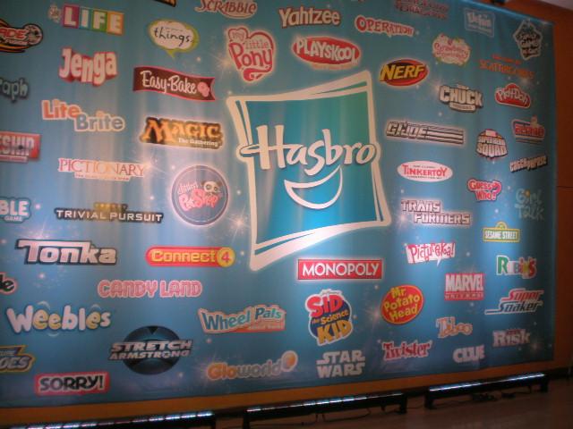 Toy Fair Hasbro