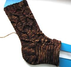 trystero sock #1