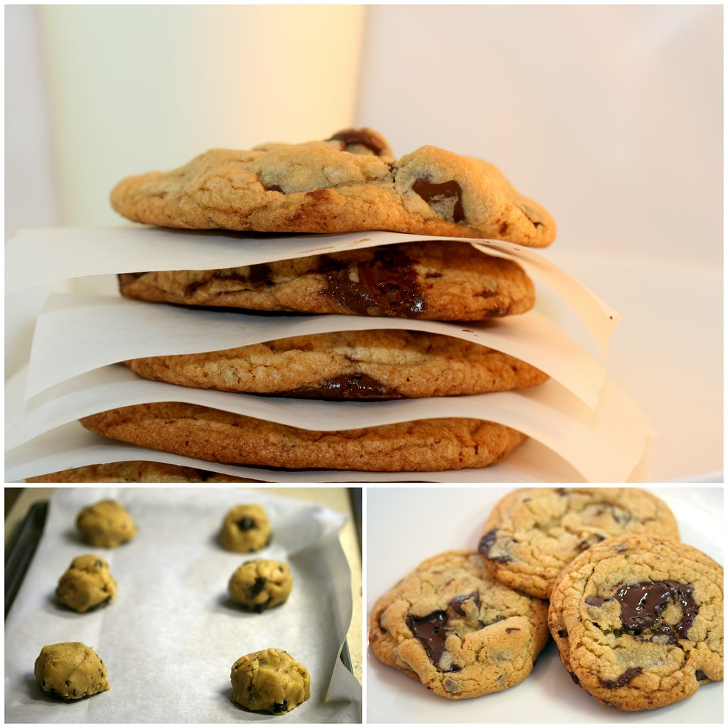 A scientific approach to chocolate chip cookies | Z Tasty Life