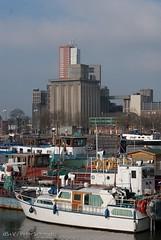 2010februari_PET8982-55 (Stadsontwikkeling Rotterdam) Tags: water rotterdam havens binnenvaart industrielegebouwen