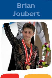 Pictures of Brian Joubert!