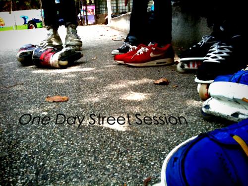 OneDatStreetSession