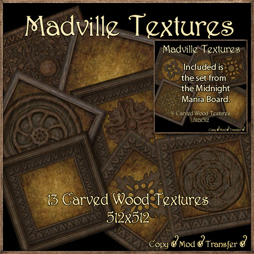 Madville Textures