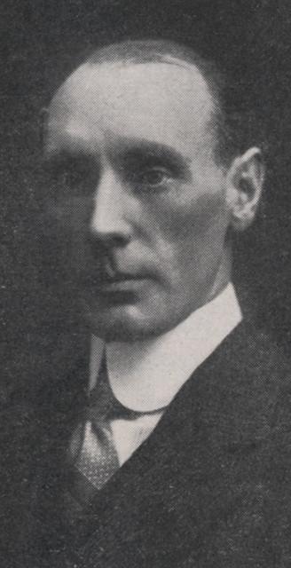 John Fenton 1918 by UA Archives  Upper Arlington History