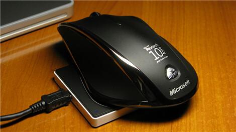 Microsoft CHarging Pad Prototype