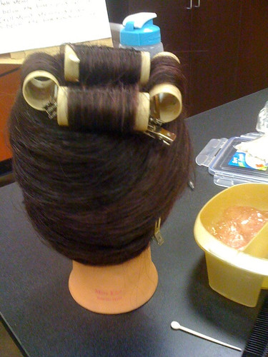 Pictures+of+Roller+Wrap+Hairstyles