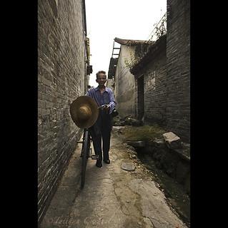rewinding - China