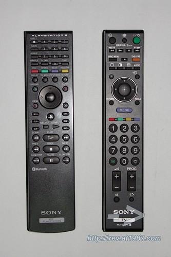 PlayStation 3 Blu-ray Disc Remote Control
