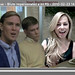 """Jessica Hall used Yoostar to appear in a scene from """"Animal House"""""""