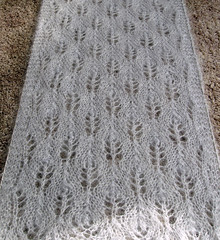 Free Knitting Pattern For Mohair Shawl : Ravelry: Super Kid Mohair Scarf pattern by Uyvonne Bigham