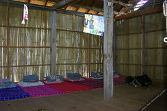 Accommodation at Lahu hilltribe (Thai-discovery) Tags: thailand chiangmai hilltribe northerthailand