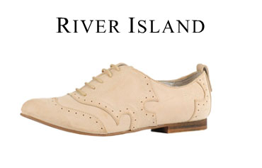 RiverIslandBrogues