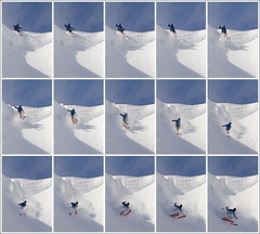 Henrik (Anders Nodland) Tags: ski collage courmayeur offpiste