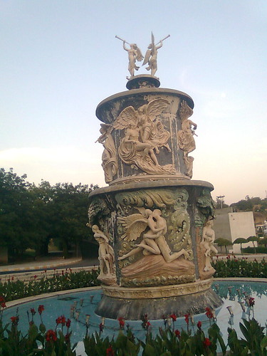 Angel fountain@ Ramoji