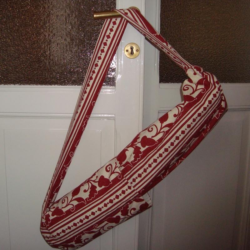 Yoga Bag Sewing Pattern