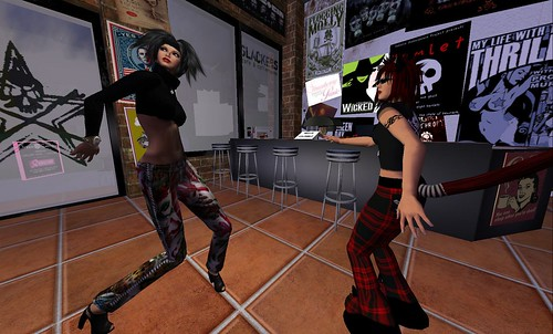 raftwet, finn for iron pajamas party at slackers
