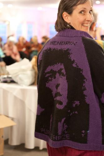 Jimi Hendrix sweater