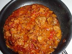 Marinara Sauce with porcini