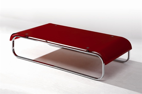 Vivian Contemporary Coffee Table