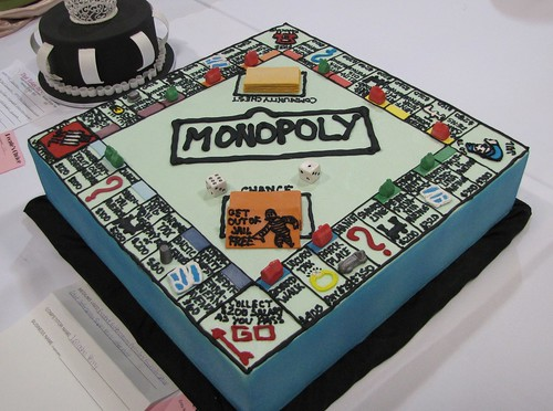 Monopoly by LaTasha Perry